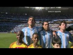 FIFA World Cup 2010: Argentina National Anthem
