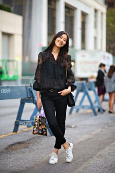 #streetstyle #fall #fashion #style chictrends.tumblr.com