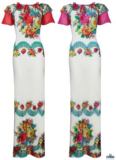 LADIES PLUS SIZE FLORAL RED PINK LONG NIGHTDRESS NIGHTIE LOUNGER PLUS SIZE 18-22 in Clothes, Shoes & Accessories, Women's Clothing, Lingerie & Nightwear   eBay