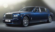 WEB LUXO - Carros de Luxo: Rolls-Royce apresenta o exclusivo Limelight Phantom