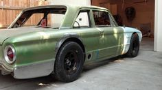 Projects - 63 Falcon Build Thread - Stockcar for the Street   The H.A.M.B.