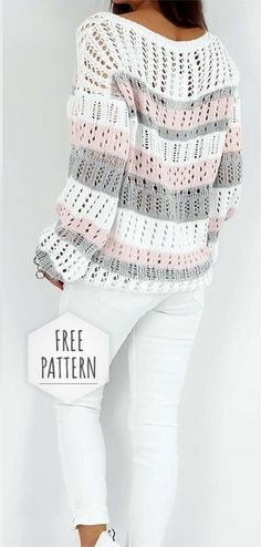 Crochet Blouse Free Pattern Crochet Blouse Free Pattern History of Knitting String spinning, weaving and sewing jobs such as for instance BC. Gilet Crochet, Crochet Cardigan, Knit Crochet, Quick Crochet, Knitting Patterns, Crochet Patterns, Black Crochet Dress, Crochet Woman, Crochet Fashion