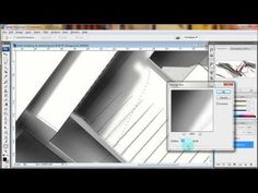 Sketchup to Photoshop: Illustration tutorial looking at Ambient Occlusion - YouTube