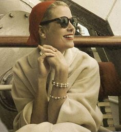 """""""The freedom of the press works in such a way that there is not much freedom from it."""" Grace Kelly"""