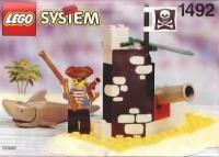 Pirates - Battle Cove [Lego 1492]