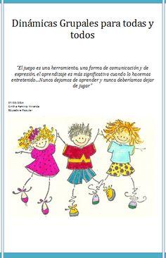 """Compartimos un material que nos llega desde Chile, vía Cinthia Ramirez Miranda, trabajadora social e integrante del equipo de Serpaj Chile. Por un lado, un manual de """"Dinámicas grupales para todas y todos"""". Contiene dinámicas de integración, presentación, concentración, diversión,…"""