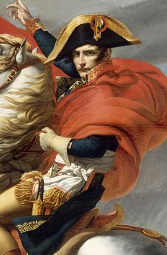 Napoleon Crossing the Alps (detail) Jacques-Louis David Oil on canvas C. French History, Art History, Arno Victor Dorian, Napoleon Painting, French Royalty, Saint Yves, Royal Art, Art Through The Ages, Napoleon Iii