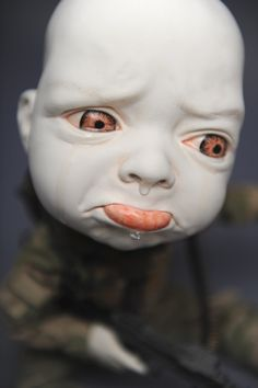 Whether you love them or hate them, there's no denying that Chinese artist Johnson Tsang's Inner Child sculptures are fascinating. The grotesque…