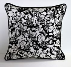 'Lenten Rose' Textile Design