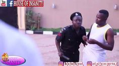 So funny Nigerian Police in Action... Lol House Of Insanity