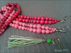 -maijun- tekeleitä: Valmistuneita Beaded Bracelets, Personalized Items, Jewelry, Jewlery, Jewerly, Pearl Bracelets, Schmuck, Jewels, Jewelery