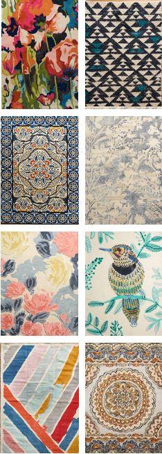 Best new boho rugs