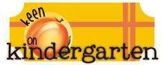 Kindergarten blog! Ideas on centers!