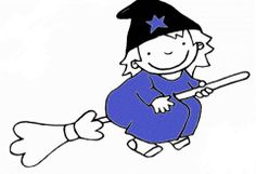 sorcière bleue