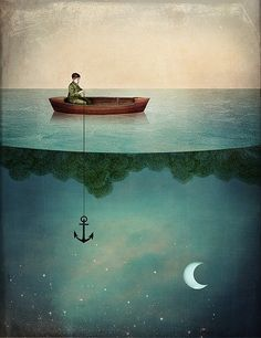 Entering Dreamland- Catrin Welz-Stein