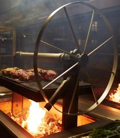 Barbecoa | Jamie Oliver's barbeque Steak House. City of London