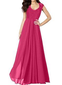 CaliaDress Women Cap Sleeve Lace Long Prom Gowns Bridesma... https://www.amazon.com/dp/B01G12DWBE/ref=cm_sw_r_pi_dp_x_d-lXxbGM5RM3H