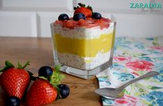 Chia, Pudding, Food, Meal, Eten, Puddings, Meals, Avocado Pudding