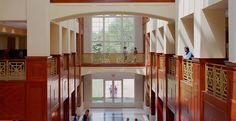 Christopher Newport University- Inside DSU