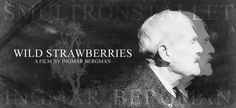 wild strawberries bergman 1957 sweden cinema essentials 8 30 at . Bergman Movies, Lund Sweden, How To Be A Happy Person, Madding Crowd, Ingmar Bergman, Wild Strawberries, Father And Son, Good Movies, Screens