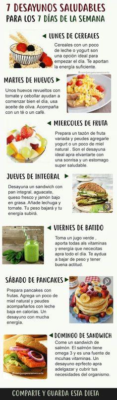 Healthy Menu, Healthy Breakfast Recipes, Healthy Drinks, Healthy Snacks, Healthy Eating, Healthy Recipes, Comida Diy, Deli Food, Health And Nutrition