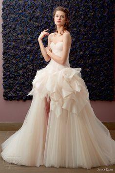 zeina kash #bridal 2013 #wedding #gown #dress