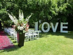 Chateau Yering  |  Garden Ceremony