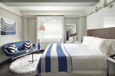 Hot new openings: revitalized Paramount Hotel NYC revealed