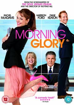 Morning Glory: Rachel McAdams, Harrison Ford, Diane Keaton
