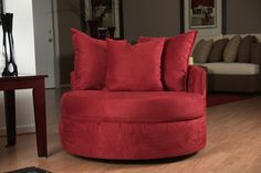 red chairs for living room | Red Living Room Chair | Living Room Designs and Ideas