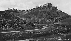 1920' li yıllarda Ankara Kalesi ve çevresi