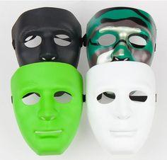 jabbawockeez маска хип-хоп мужские ул шаг танца holloween костюмированный бал партия украшение