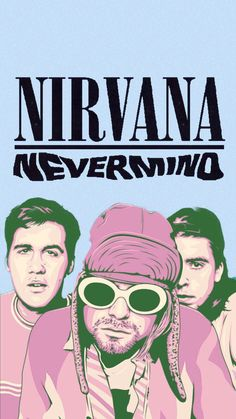 Kurt Cobain Art, Nirvana Kurt Cobain, Rock Band Logos, Rock Bands, Kurt Corbain, We Will Rock You, Punk Goth, Band Posters, Wall Art Pictures