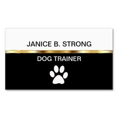 The 245 best dog trainer business cards images on pinterest classy dog training business cards colourmoves