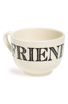 Sir Madam 'Grand Cup - Friend' Porcelain Mug available at #Nordstrom