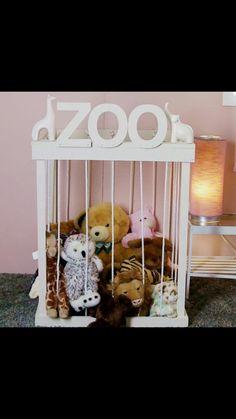 Range peluche Zoo pour les petits Les instructions : http://bzfd.it/1TcZSeW