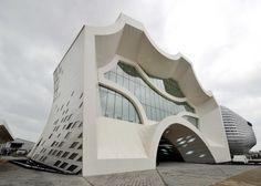 Hyundai Motor Group Unveils Its Exhibition Pavilion At the Expo 2012 Yeosu Korea http://bit.se/pt0544