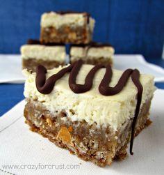 oatmeal scotchie cheesecake bars