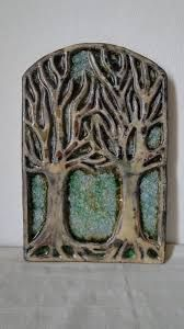 Výsledek obrázku pro strom z keramiky