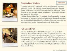 Troegs Scratch # 80 Belgian Brown Abbey Ale Coming Soon
