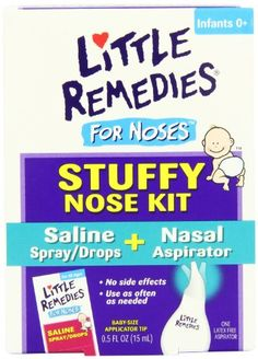 Little Remedies For Noses Stuffy Nose Kit, 1 kit Alcohol Side Effects, Sinus Medicine, Saline Nasal Spray, Third Pregnancy, Baby Gallery, Nasal Passages, Baby Health, Latex Free