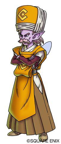 領主タケトラ。ドラクエ10のキャラクターまとめ