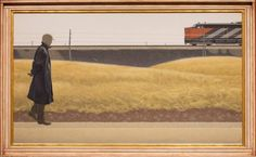 AGO's Alex Colville exhibit aims to enlighten but manages to exhaust - The Globe and Mail