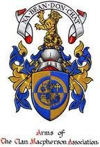 Clan McPherson--Coat of Arms