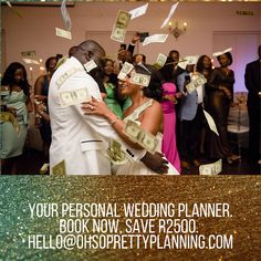 Wedding planner special
