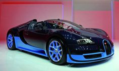 Sports cars and super cars such as the Ferrari, Lamborghini and Bugatti are featured in this automobile article. Pictures, videos, maps and commentary are listed here along with facts about the cars. Bugatti Veyron, Bugatti Cars, Ferrari, Convertible, Sexy Cars, Hot Cars, Maserati, Super Sport, Super Cars