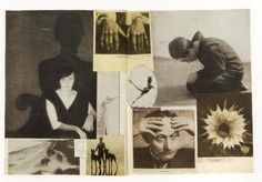 Hannah Höch, Album (the images collection of Hannah Höch : 114 pages and contains over 400 photographic illustrations from periodicals), ca. 1933