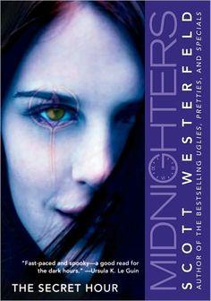 Midnighters- Scott Westerfield