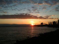 sunset seattle, WA