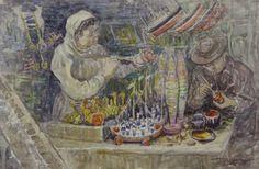 Toy Factory, 1937, Moshe Rynecki